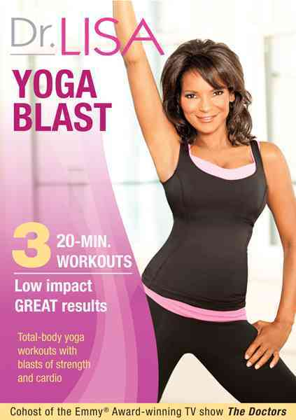 DR. LISA:YOGA BLAST BY MASTERSON,LISA (DVD)